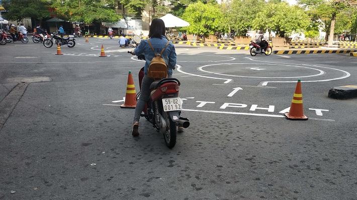 Trung tâm thi bằng lái xe máy A1 Thủ Đức
