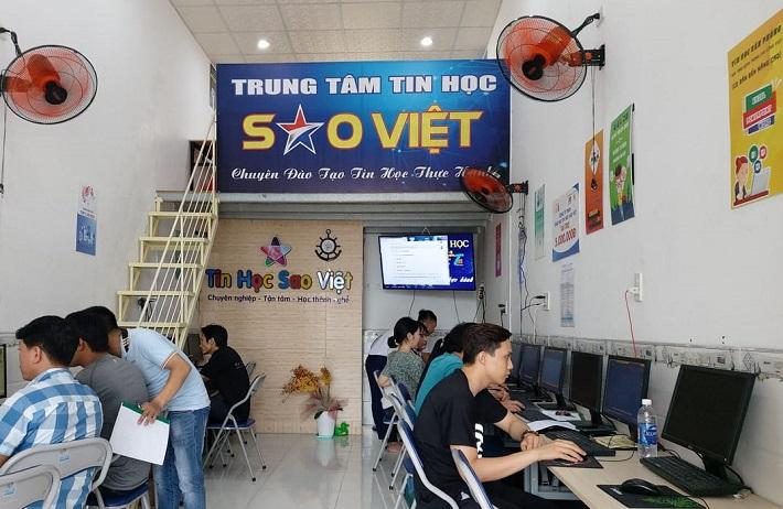 Trung tâm tin học Thủ Đức - Sao Việt Quận 9