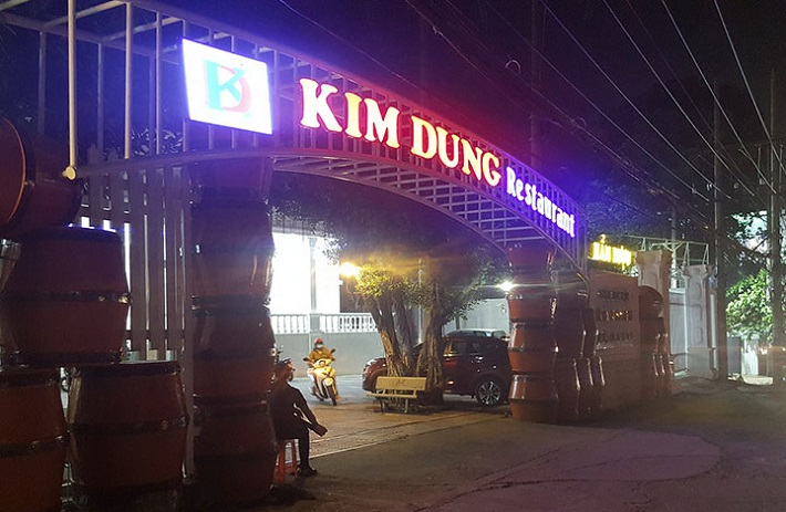 Vựa hải sản Thủ Đức - Kim Dung