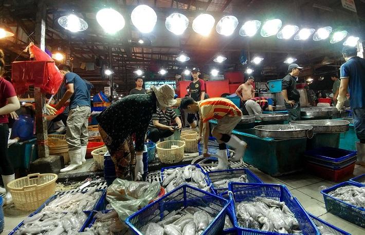 Vựa hải sản Tuấn Thịnh Thủ Đức
