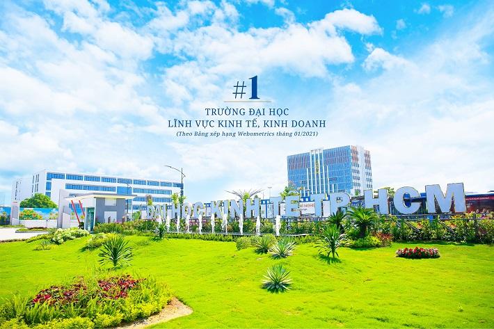 Trường đại học có ngành tài chính ngân hàng TPHCM - Đại học Kinh Tế
