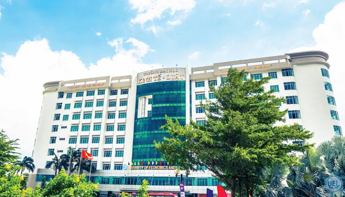 Trường đại học có ngành tài chính ngân hàng TPHCM - Đại học Kinh Tế - Luật