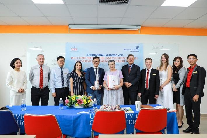 Trường đại học đào tạo ngành Logistics TPHCM - Đại học Kinh Tế - Tài Chính