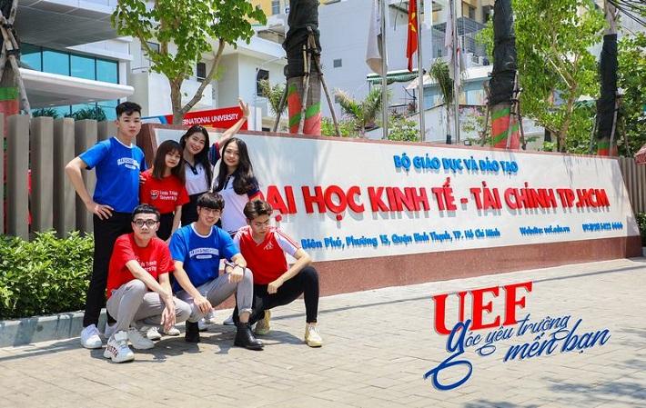 Trường đào tạo ngôn ngữ Anh TPHCM - Đại học Kinh Tế - Tài Chính