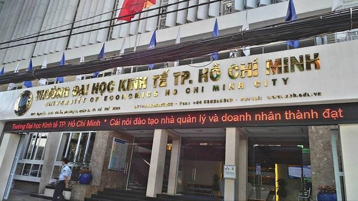 Trường đào tạo ngôn ngữ Anh TPHCM - Đại học Kinh Tế