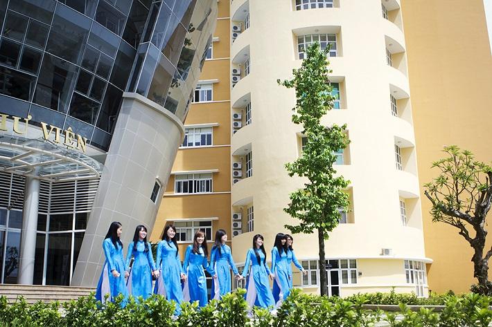Trường đào tạo quản trị kinh doanh TPHCM - Đại học Ngân Hàng