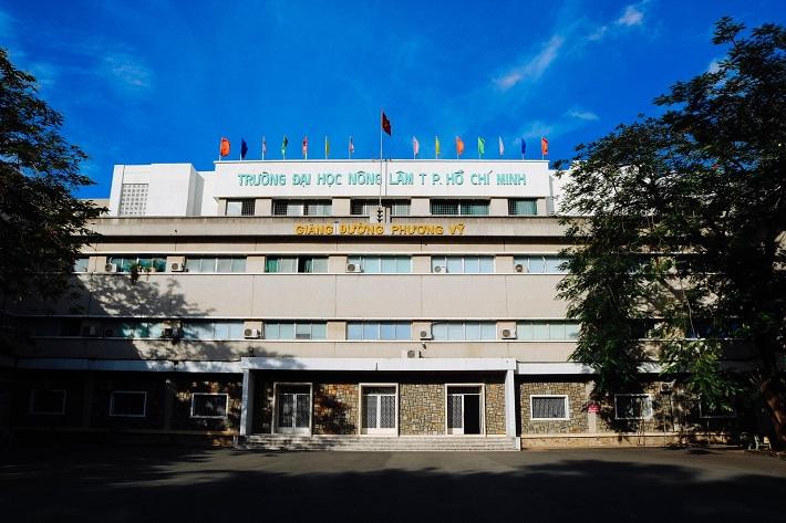 Trường đại học lấy điểm thấp TPHCM - Đại học Nông Lâm