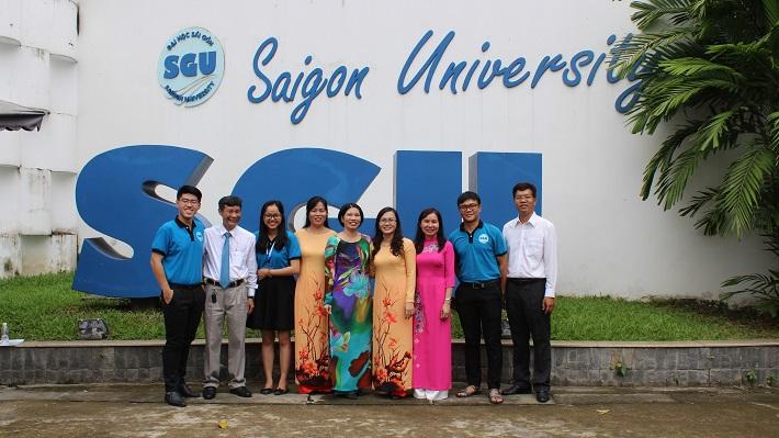 Trường đại học có ngành tài chính ngân hàng TPHCM - Đại học Sài Gòn
