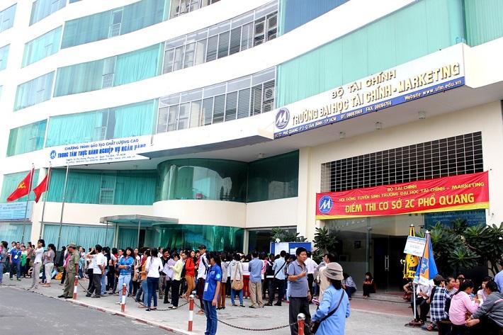 Trường đại học có ngành tài chính ngân hàng TPHCM - Đại học Tài Chính - Marketing