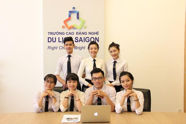 Trường đào tạo ngành du lịch TPHCM - Cao đẳng nghề Du Lịch Sài Gòn