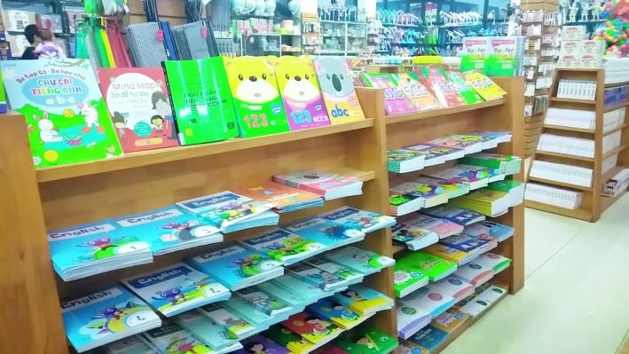 Nhà Sách Hoa Hồng – Quận 2