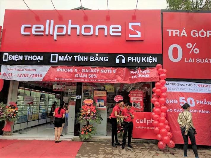 CellphoneS – Thủ Đức