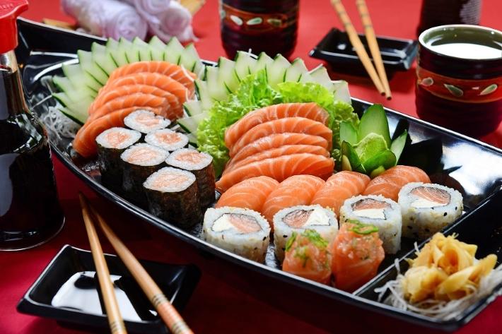 Quán Bufet Sushi Kunimoto Thủ Đức