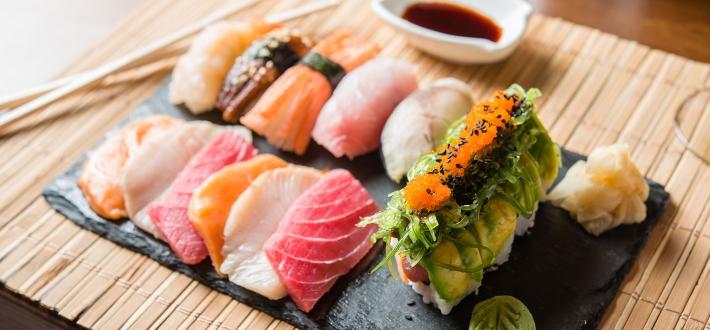 Quán Tsukimi Sushi Thủ Đức