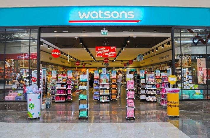 Shop mỹ phẩm Watsons – Thủ Đức
