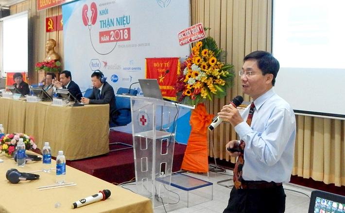 Bác sĩ chuyên khoa thận giỏi ở TPHCM - TS.Bs Trương Hoàng Minh