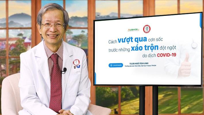 Bác sĩ tâm thần giỏi ở TPHCM - Tiến sĩ, Bác sĩ Ngô Tích Linh