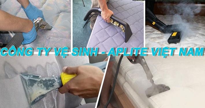 Giặt nệm tại nhà - Vệ sinh APlite