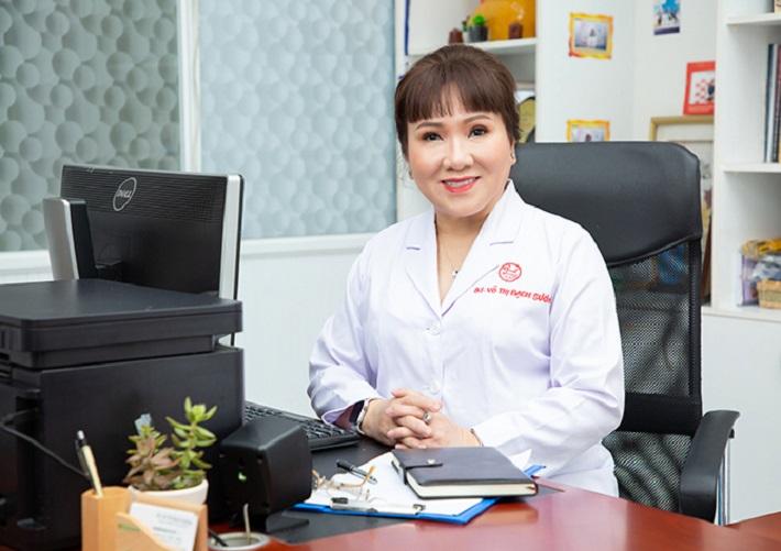 Bác sĩ giỏi ở bệnh viện da liễu tp hcm - Bác sĩ Võ Thị Bạch Sương