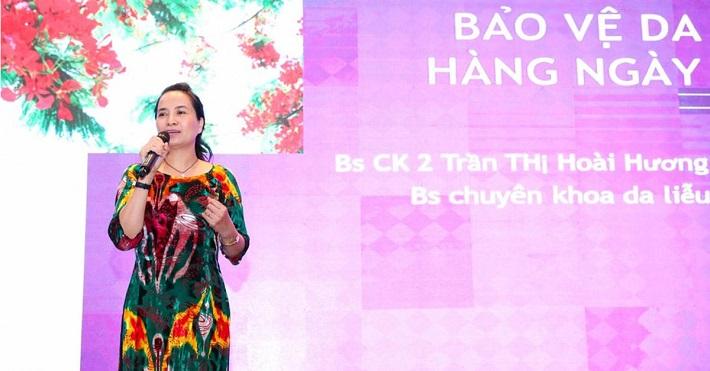 Bác sĩ da liễu trị mụn - BSCKII. Trần Thị Hoài Thương