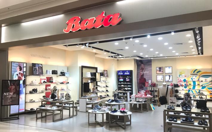 Các shop giày ở Thủ Đức - Bata