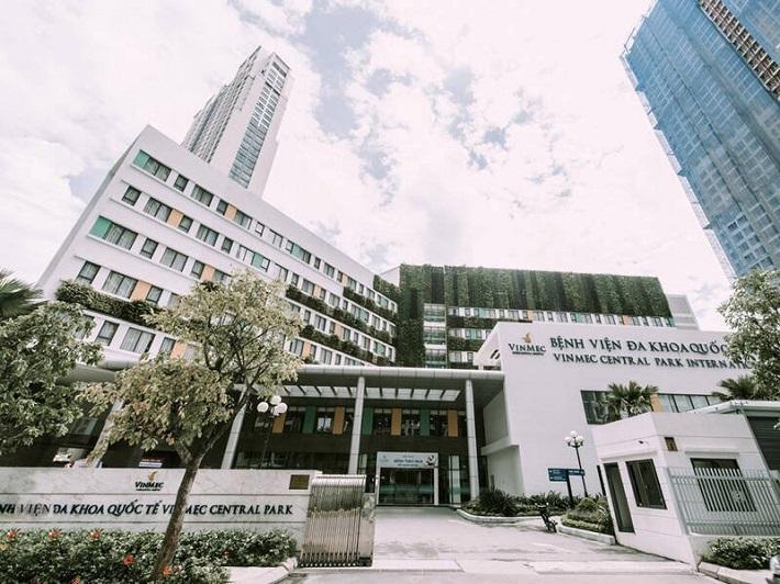 Bệnh viện tư nhân TPHCM - Bệnh viện Đa Khoa Quốc Tế Vinmec Central