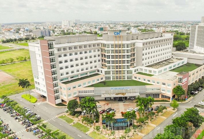 Bệnh viện tư nhân TPHCM - Bệnh viện Quốc Tế City