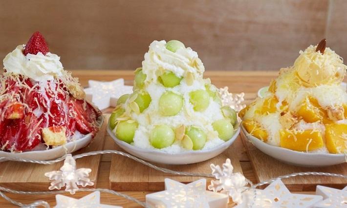 Bingsu Thủ Đức - Bingsu kem cuộn