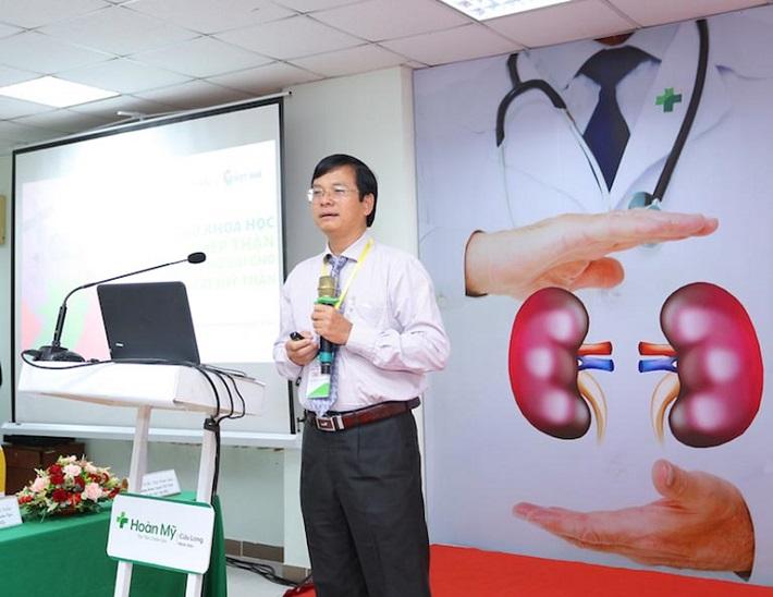 Bác sĩ chuyên khoa thận giỏi ở TPHCM - PGS.TS.BS Thái Minh Sâm
