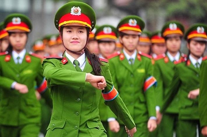 Các trường đại học công lập TPHCM - Đại học Cảnh sát Nhân dân