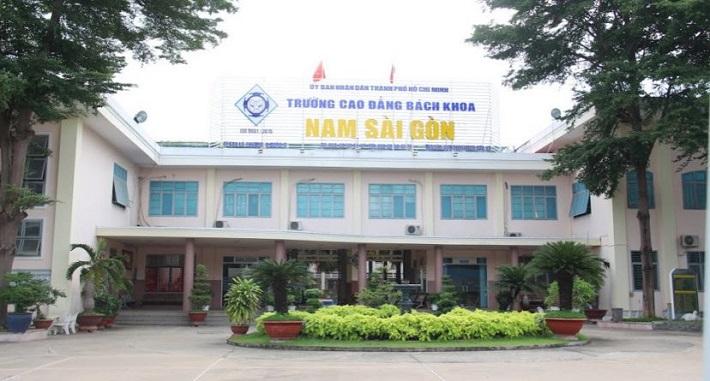Top 10 trường cao đẳng tốt nhất TPHCM - Cao Đẳng Bách Khoa Nam Sài Gòn