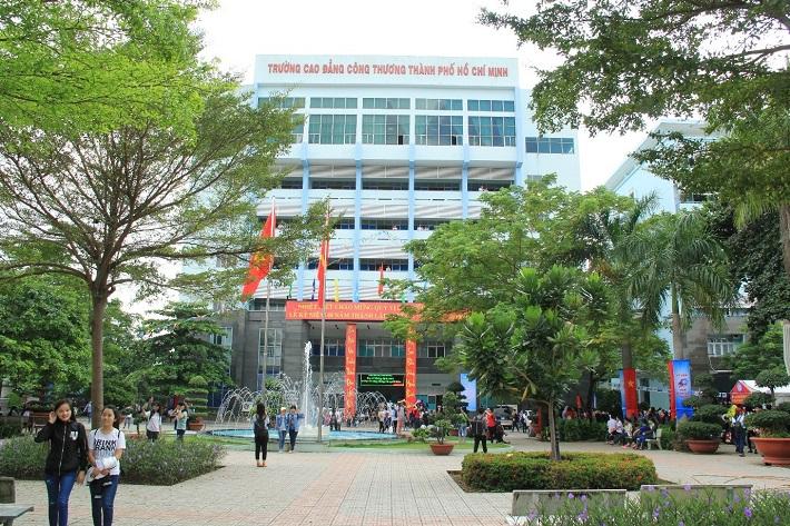 Các trường cao đẳng tốt nhất ở TPHCM - Cao đẳng Công Thương TPHCM