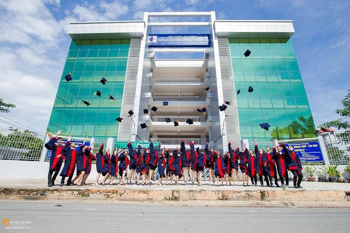 Các trường cao đẳng tốt nhất ở TPHCM - Cao Đẳng Kinh Tế Đối Ngoại