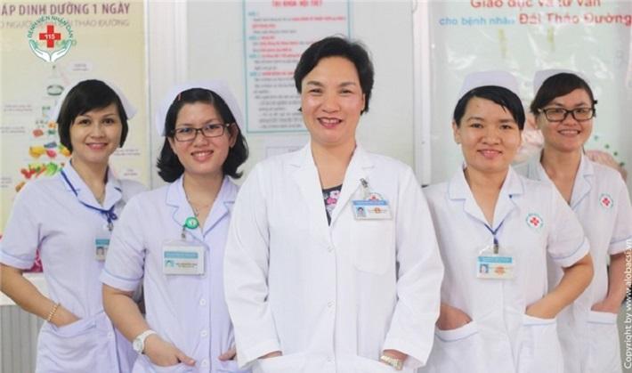 Bác sĩ nội tiết giỏi ở TPHCM - BSCK II Chu Thị Thanh Phương