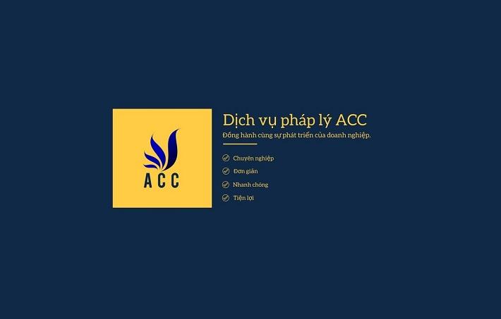 Văn phòng luật sư uy tín tại TPHCM - Công ty luật ACC