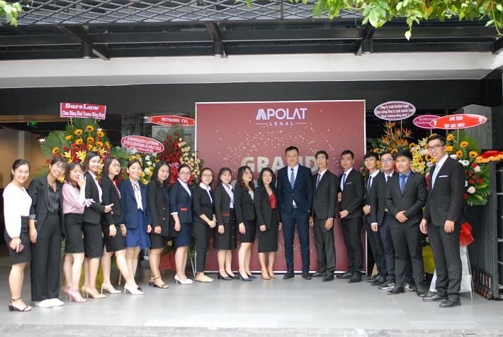 Văn phòng luật sư tại TPHCM - Công ty Apolat Legal