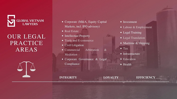 Văn phòng luật sư uy tín tại TPHCM - Công Ty Luật GV LAWYERS