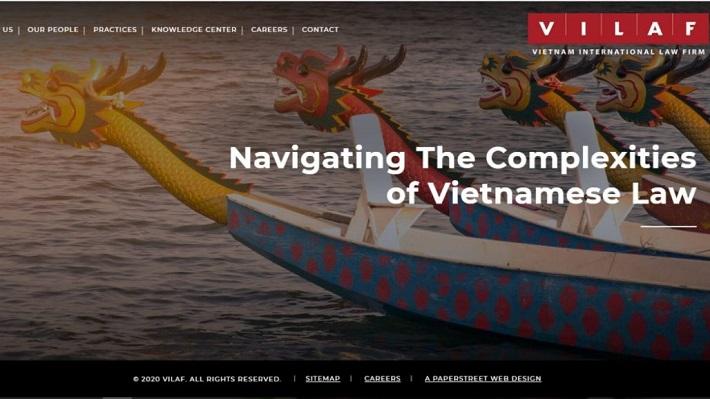 Văn phòng luật sư TPHCM - Công ty luật TNHH Quốc tế Việt Nam (Vilaf - Hồng Đức)