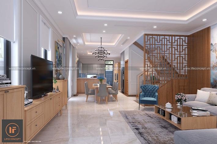 Công ty Thiết kế Nội thất - Công ty TNHH thiết kế thi công nội thất LIFECONCEPT