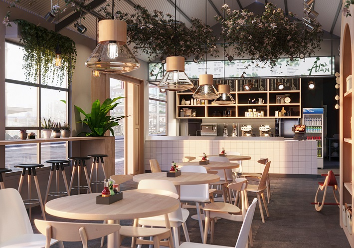 Công ty thiết kế nội thất - Công ty thiết kế nội thất TROPICAL HOUSE