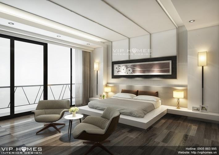 Công ty thiết kế nội thất - Công ty thiết kế nội thất Viphomes
