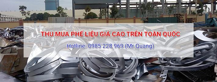 Công Ty thu mua phế liệu - Thu mua phế liệu giá cao Đại Quang Phát