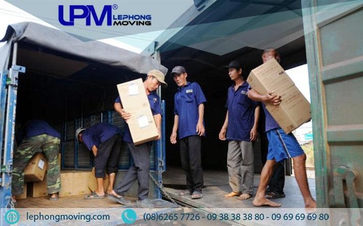 Chuyển Nhà Lê Phong Moving | Nguồn từ trang lephongmoving.com