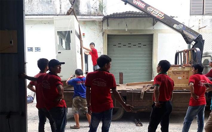 Dịch Vụ Chuyển Nhà SG Moving | Nguồn từ trang dichvuchuyendo.net