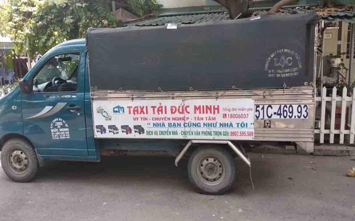 Dịch vụ chuyển văn phòng - Công ty TNHH DV vận tải Đức Minh
