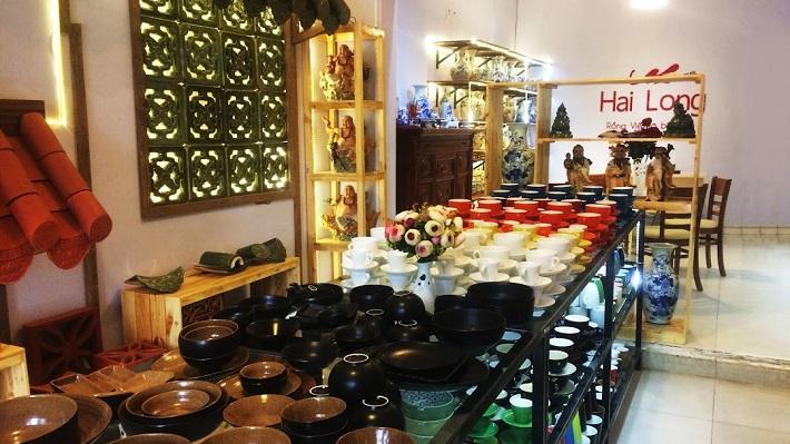 Cửa hàng gốm sứ tại TPHCM - Gốm Hải Long