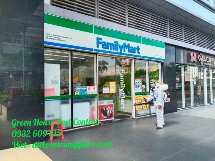 Công ty diệt mối - Công Ty Green House Pest Control