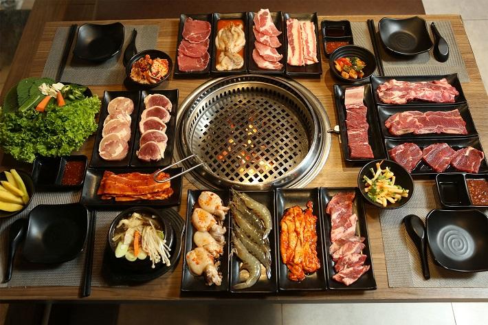 Quán ăn Hàn Quốc ở Thủ Đức - Grill & Cheer