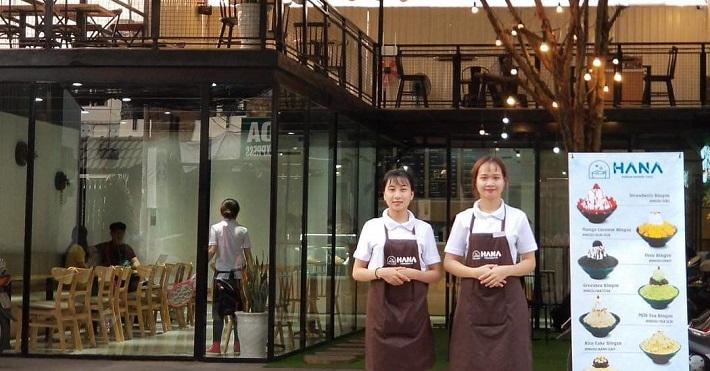 Bingsu Thủ Đức - Hana cafe