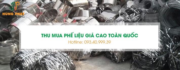 Công Ty thu mua phế liệu - Công ty TNHH Phế Liệu Hùng Phát
